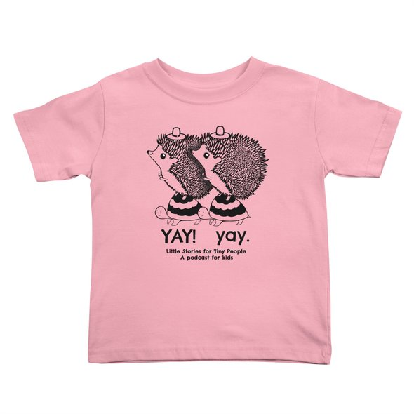 Little Stories for Tiny People Turtle Shirt